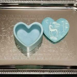 Design Gifts International Inc Accessories Soapstone Trinket Box